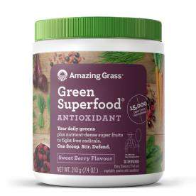 Green Superfood Antioxidant Sweet Berry (210g)