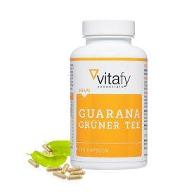 Guarana Grüner Tee (100 Kapseln)