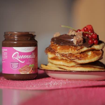 GymQueen Queen Pancakes (500g)