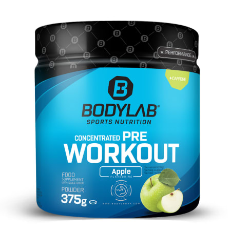 Concentrated Pre Workout (375g)