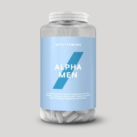 Alpha Men Multi Vitamin (120 tabletten)
