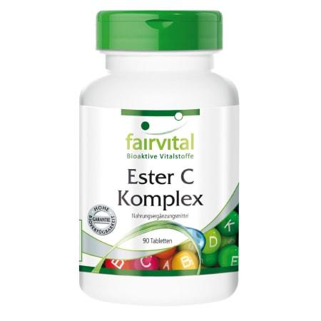 Ester C Komplex (90 Tabletten)