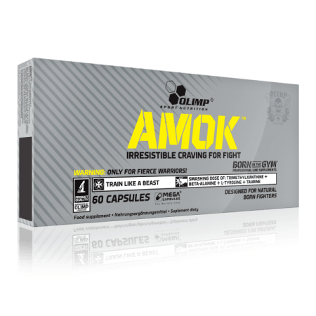 Amok Power Caps (60 Kapseln)