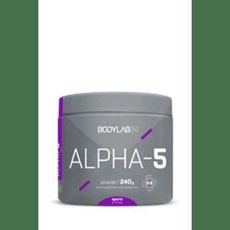Alpha-5 - 240g - Lemon