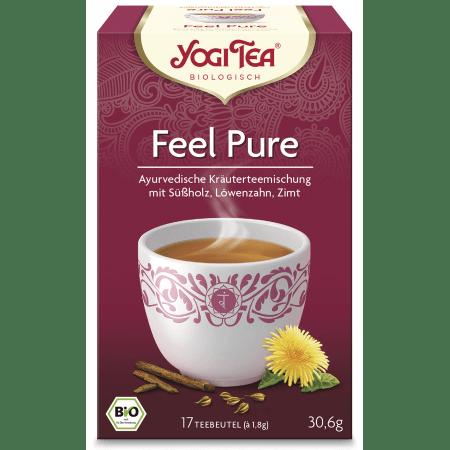 Yogi Tee Detox bio (17 Beutel)