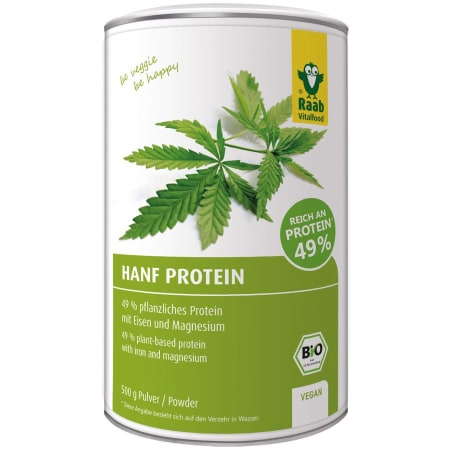 Hemp Protein Powder Bio (500g)