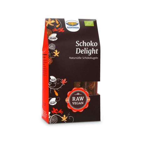 Schoko Delight Kugeln bio (120g)