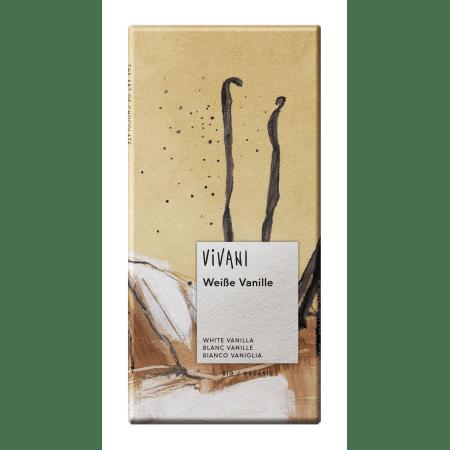 Weiße Schokolade bio (80g)