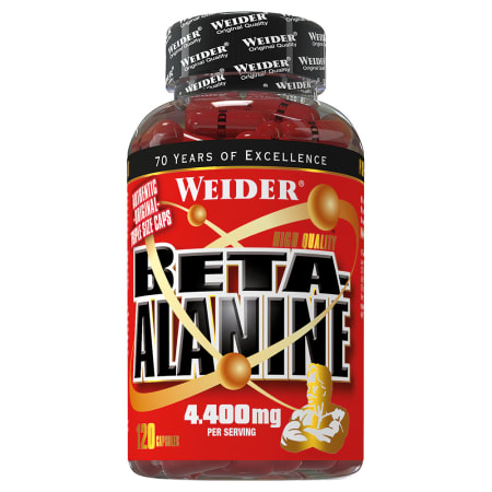 Beta Alanine (120 Kapseln)