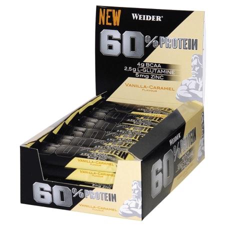 60% Protein Bar (24x45g)