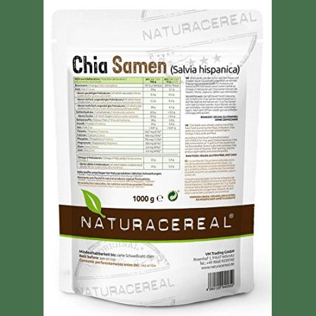 Chia-Samen 5er Pack (5 x 1000g)
