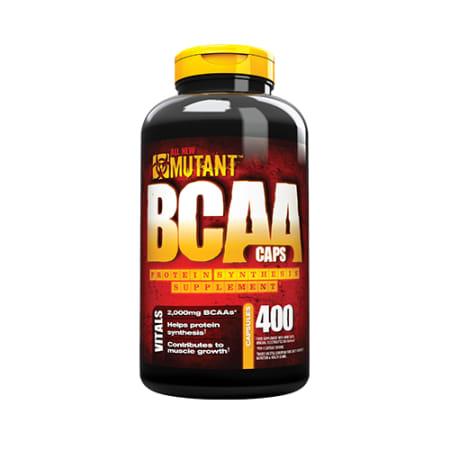 Mutant BCAA Caps (400 Kapseln)