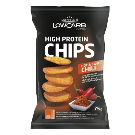 LowCarb.one High Protein Chips (75g)