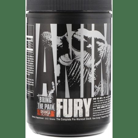Animal Fury (491g)