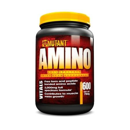 Mutant Amino (600 caps)