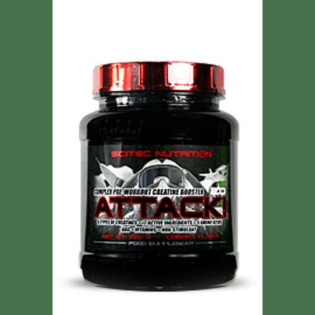 Attack 2.0 Cherry (720g)