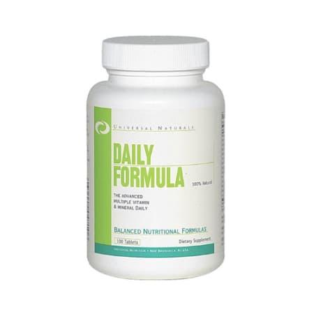 Daily Formula (100 tabletten)