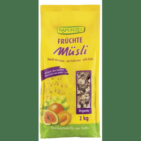 Früchte Müsli bio (2000g)