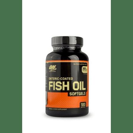 Fish Oil (100 Kapseln)