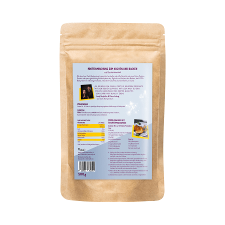 Low Carb Backprotein Neutral (500g)