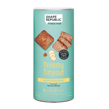 Beauty Slim Shake Banana Bread »Dreamy Timeout« (420g)