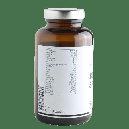 Bio Spirulina (400 Tabletten)