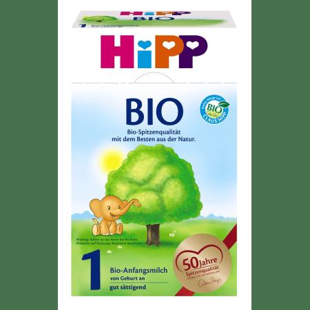 喜宝有机婴儿配方奶粉1段600克 Bio Anfangsmilch 1 (600g)
