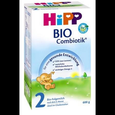 喜宝有机益生菌婴儿奶粉 2 段 600克 BIO Combiotik Folgemilch 2 (600g)