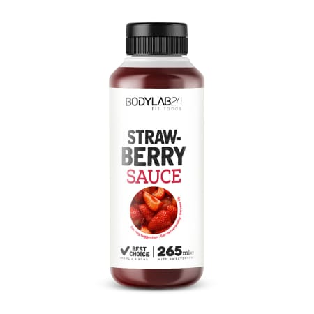 Strawberry Sauce - 265ml