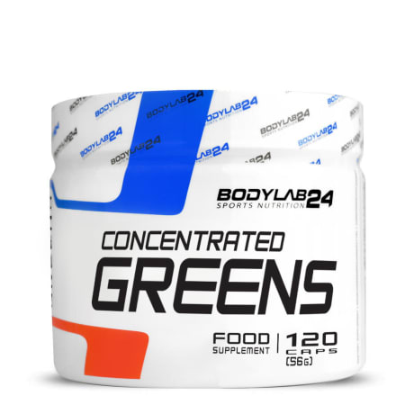 Concentrated Greens (120 capsules)