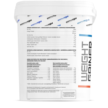Weight Gainer (5000g)
