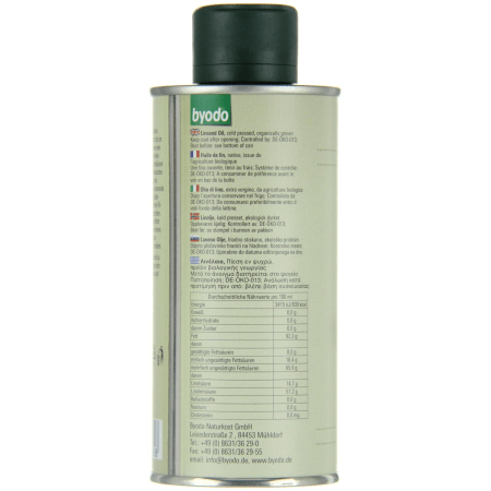 Leinöl bio (250ml)