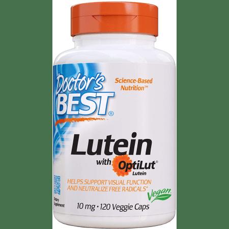 Lutein mit Optilut 10 mg (120 Kapseln)