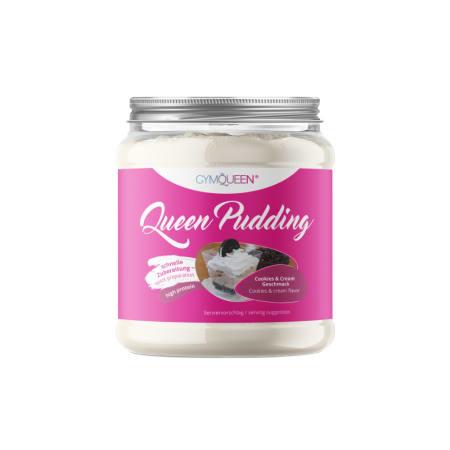 GymQueen Queen Protein Pudding (300g)