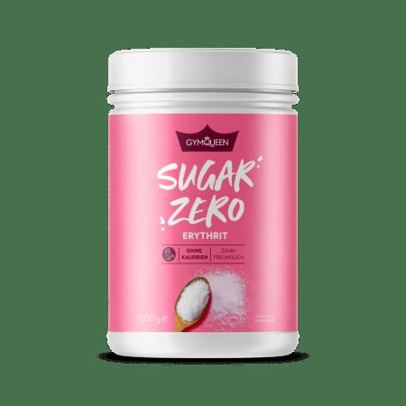 GymQueen Sugar Zero Erythrit (1000g)