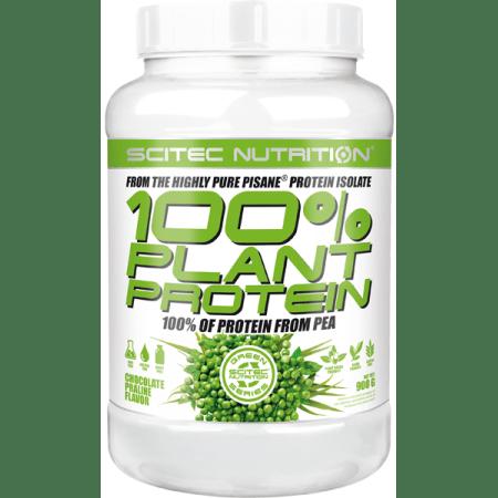 100% Plant Protein - Vanille-Banane (900g)