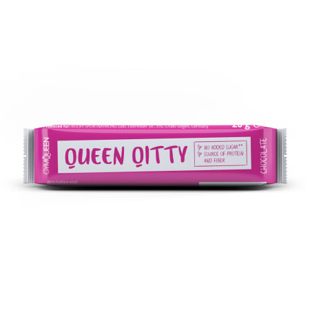 GymQueen Queen Qitty Vorrats-Box (24x20g)