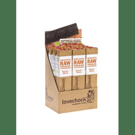 Organic RAW Chocolate (12x40g)