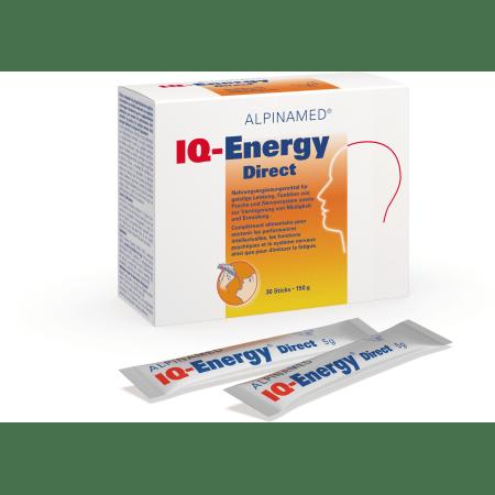 IQ-Energy Direct Sticks (30x5g)