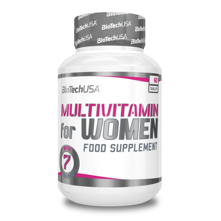 Multivitamin for Women (60 tabs)