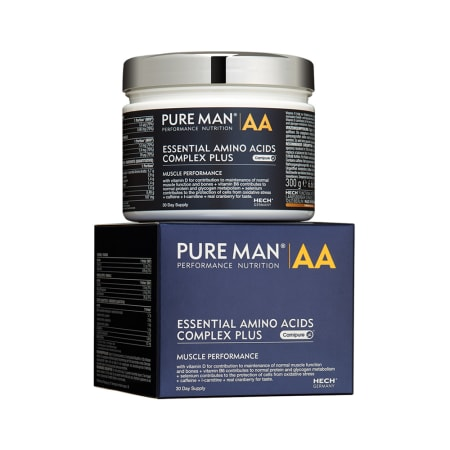 Essential Amino Acids Complex Plus (300g)