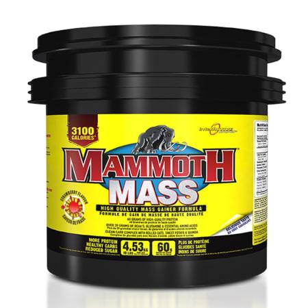 Mammoth Mass - 4536g - Vanille