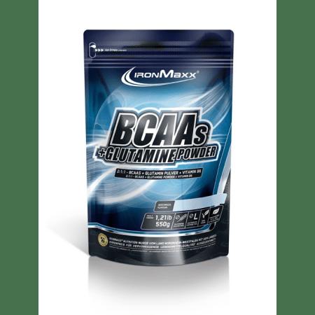 BCAAs + Glutamine Powder (550g)