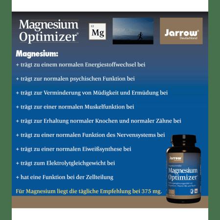 Magnesium Optimizer (200 tabletten)