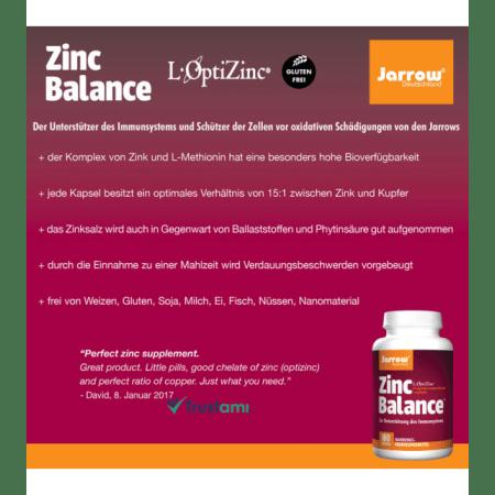 Zinc Balance (100 capsules)