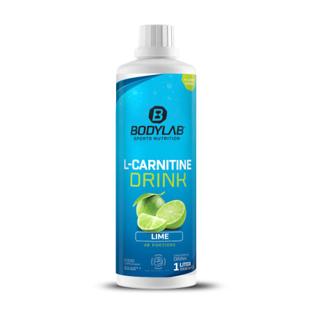 L-Carnitine Drink Lime (1000ml)