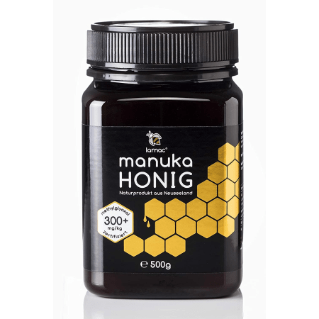 Larnac Manuka Honig MGO 300+ (500g)