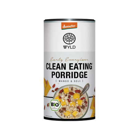 "Demeter Clean Eating* Porridge Mango & Goji ""Early Energizer"" (350g)"