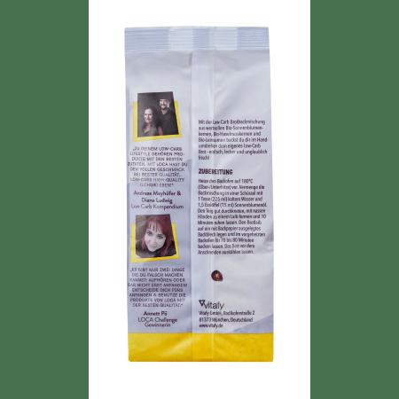 Bio Low Carb Nussbrot Backmischung (300g)