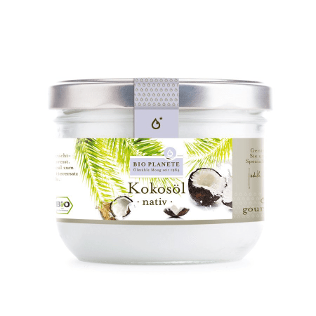 Kokosöl nativ bio (400ml)